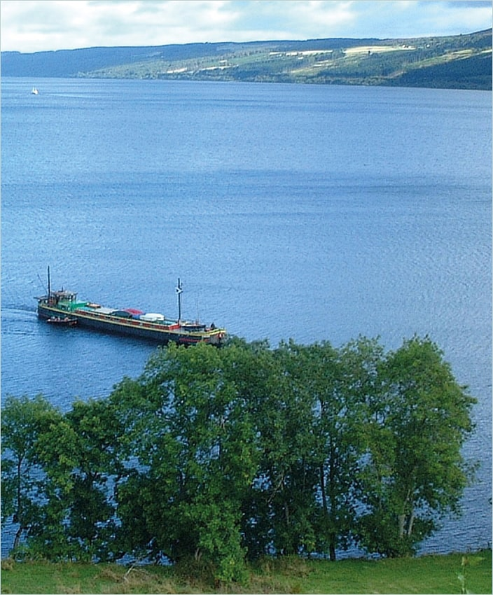 Loch Ness and Inverness Loch Ness Monster